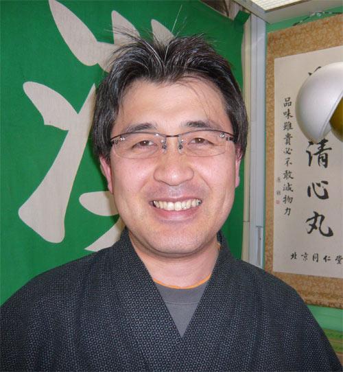 代表 西岡 敬三