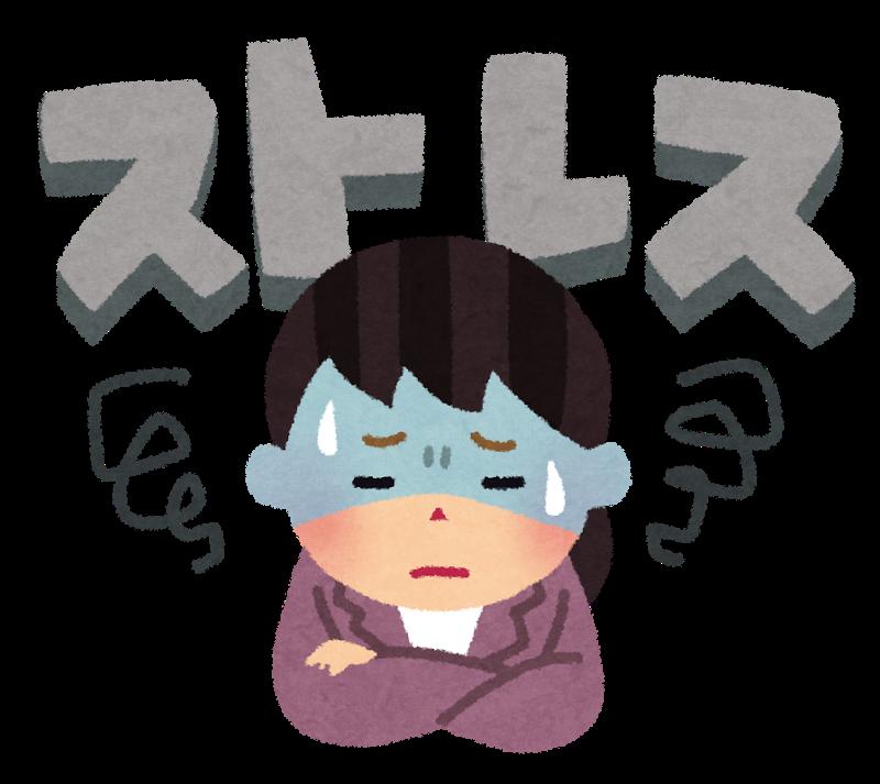 「ストレス 」の画像検索結果